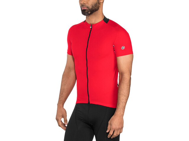 assos Mille GT SS Jersey Herre national red